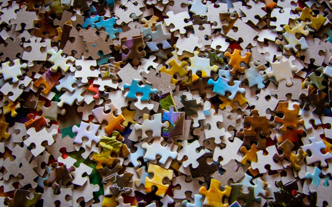 Simple Strategies for Boosting your Child's Language. Featuring: Puzzles!